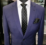 Blue Check by Hugo Boss