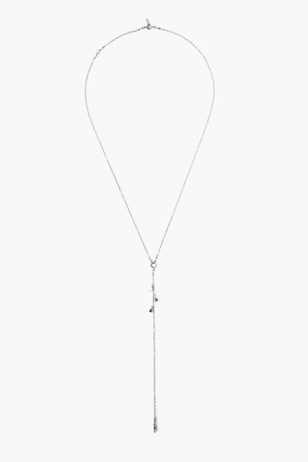 Chan Luu Sterling Silver Y-necklace