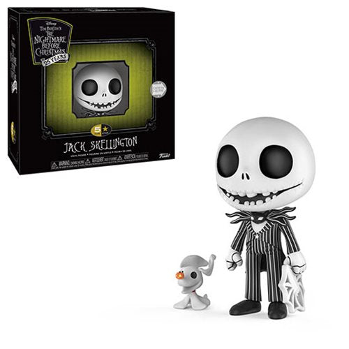 5 Star - Nightmare Before Christmas: Jack Skellington