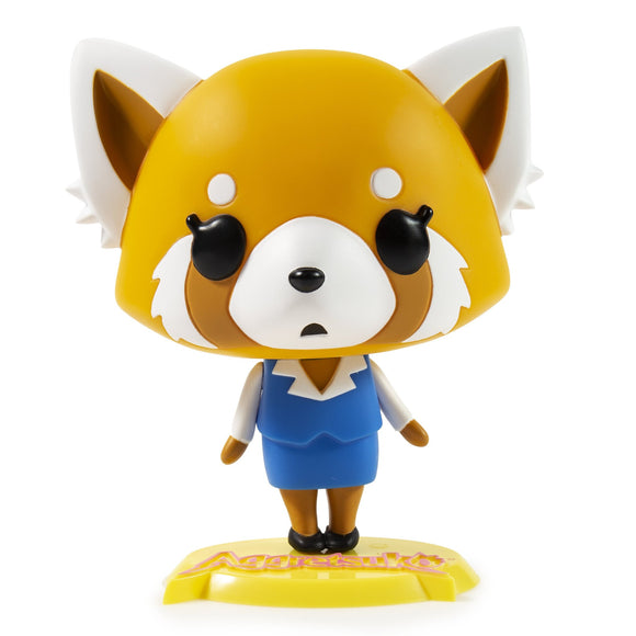 Aggretsuko Calm Vinyl Art Figure
