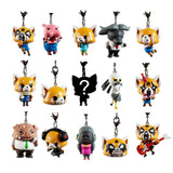 Aggretsuko Blind Box Keychain Series