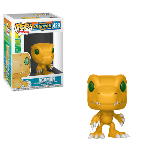 POP! Anime - Digimon: Agumon #429