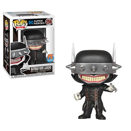POP! DC Heroes - Dark Nights Metal: PX Exclusive Batman Who Laughs #256