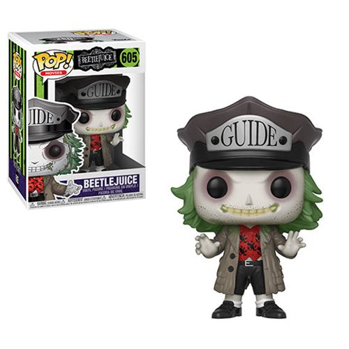 POP! Movies - Beetlejuice: Beetlejuice w/ Hat #605