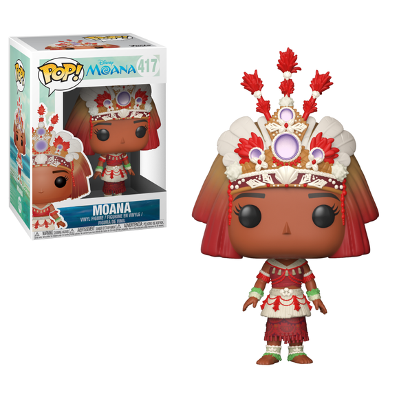 POP! Disney - Moana: Ceremony Moana #417
