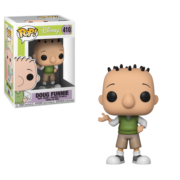 POP! Disney - Doug: Doug Funnie  #410