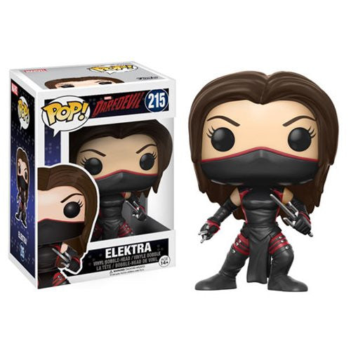 POP! Daredevil: Elektra Vinyl Figure