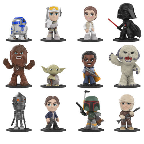 Star Wars The Empire Strikes Back Mystery Minis Case of 12