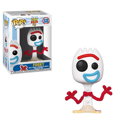 POP! Disney Pixar - Toy Story 4: Forky #528