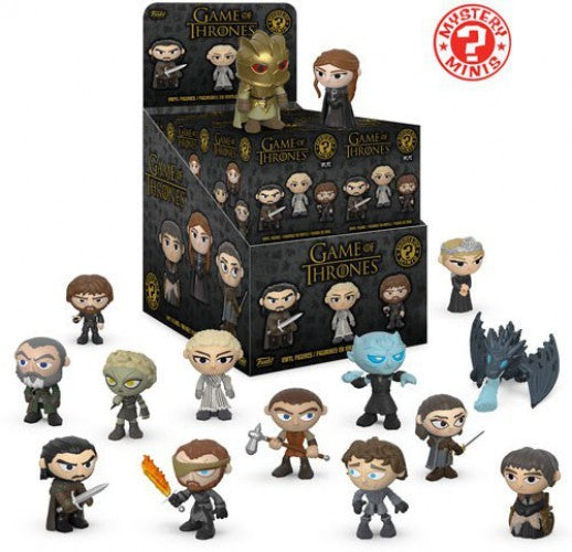 Game of Thrones Series 4 Mystery Minis