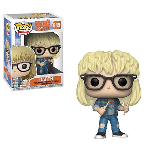 POP! Movies - Wayne's World: Garth #685