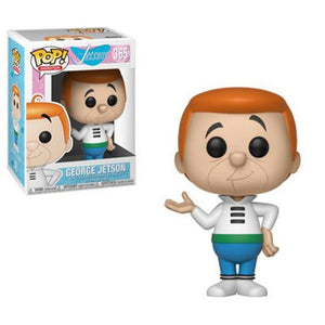 POP! Animation - The Jetsons: George Jetson #365