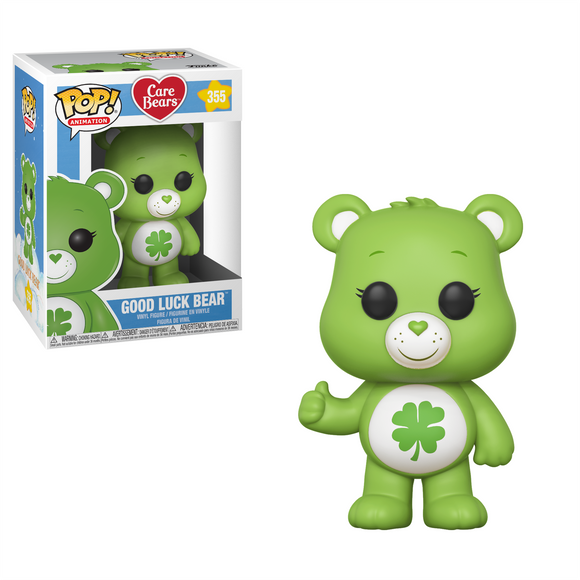 POP! Animation - Care Bears: Good Luck #355
