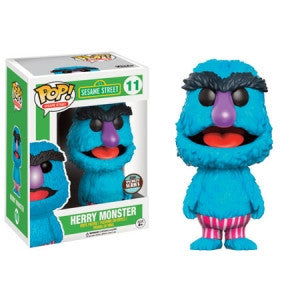 POP! Sesame Street: Herry Monster Vinyl Figure (Specialty Series)