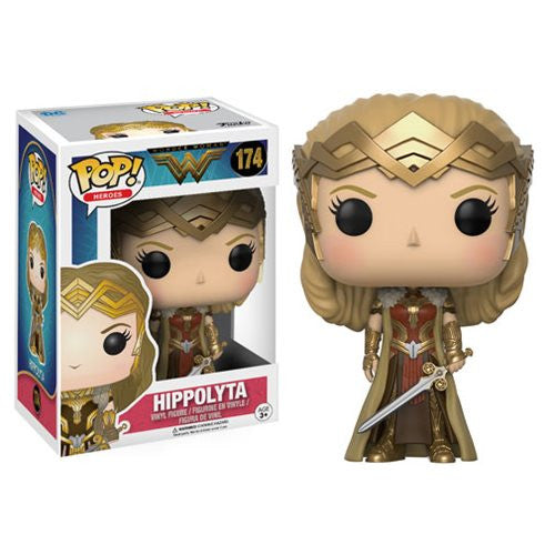 POP! Wonder Woman Movie: Hippolyta Vinyl Figure