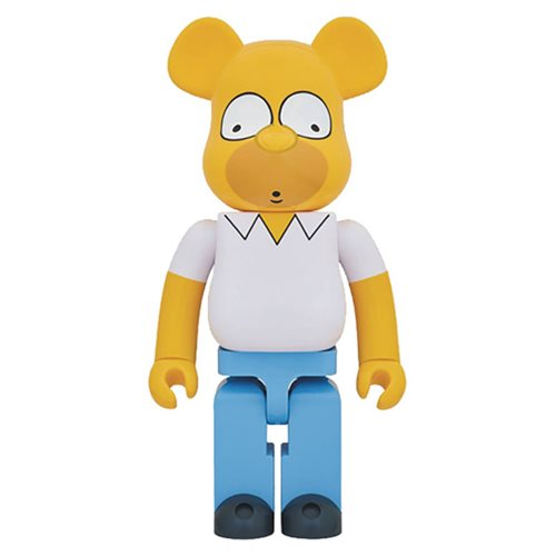 The Simpsons - Homer 100% Bearbrick Figure