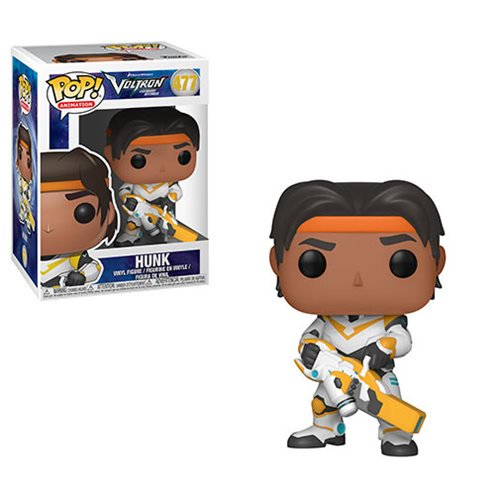 POP! Animation - Voltron: Hunk #477