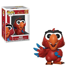 POP! Disney - Aladdin: Iago #479