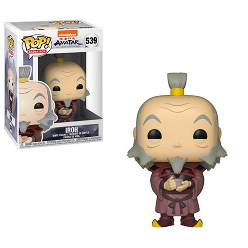POP! Animation - Avatar: The Last Airbender: Iroh #539