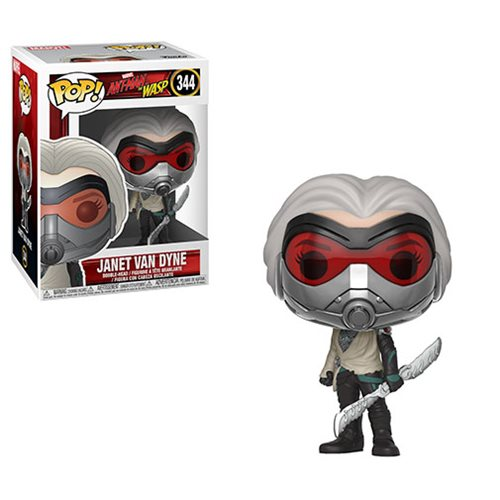 POP! Marvel - Ant-Man and the Wasp: Janet Van Dyne #344