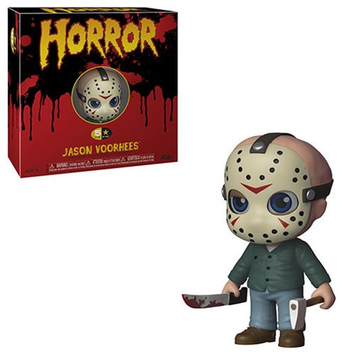5 Star - Horror: Jason Voorhess