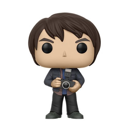 POP! Stranger Things: Johnathan w/ Camera Vinyl Figure