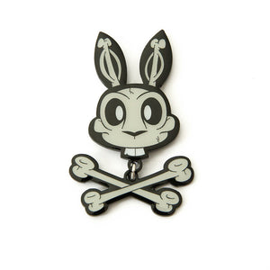 Jolly Rodgers Pin