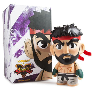"Street Fighter V Hot Ryu 7"" Vinyl Figure"