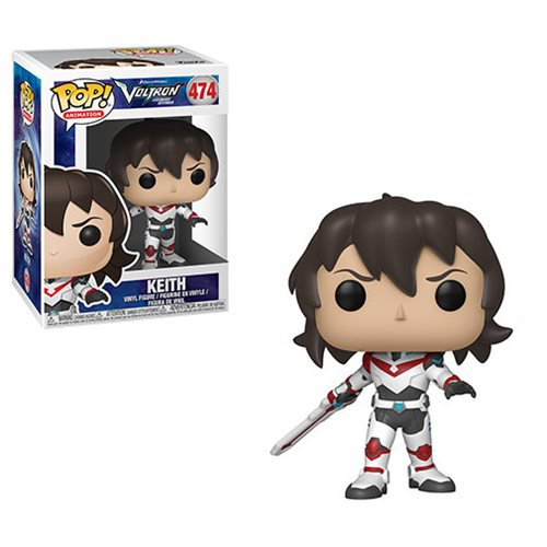 POP! Animation - Voltron: Keith #474