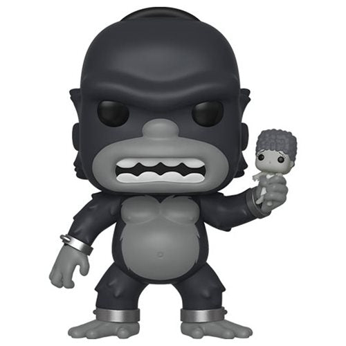 POP! TV - The Simpsons Treehouse of Horror: King Homer #822