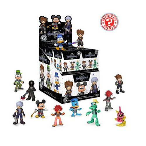 Disney Kingdom Hearts III Mystery Minis