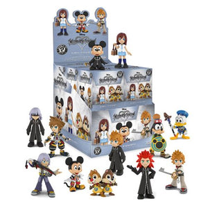 Disney Kingdom Hearts Mystery Minis Case of 12