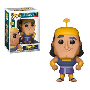 POP! Disney Emperor's New Groove: Kronk Vinyl Figure