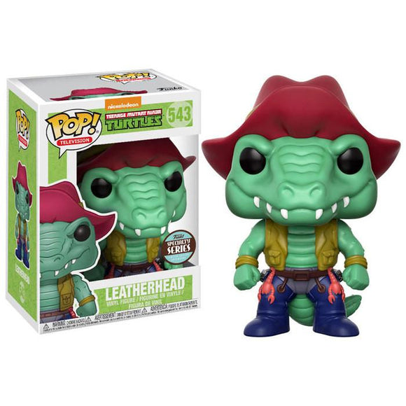 POP! Teenage Mutant Ninja Turtles: Leatherhead Specialty Series #543