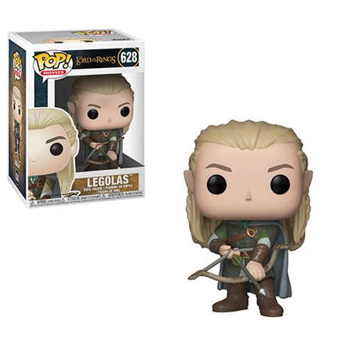 POP! Movies - Lord of the Rings: Legolas #628