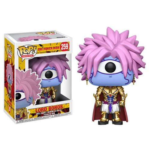 POP! One Punch Man: Lord Boros Vinyl Figure