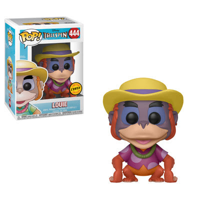 POP! Disney - TaleSpin: Louie Chase #444
