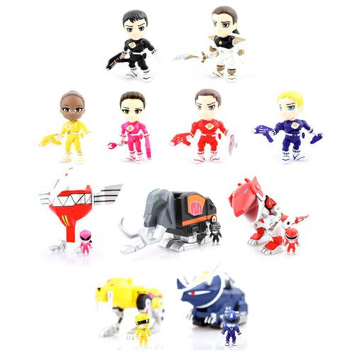 Mighty Morphin Power Rangers Series 2 Blind Box