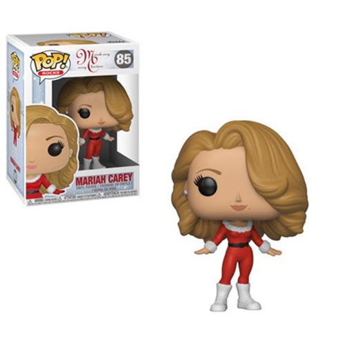 POP! Rocks - Mariah Carey Merry Christmas: Mariah Carey #85