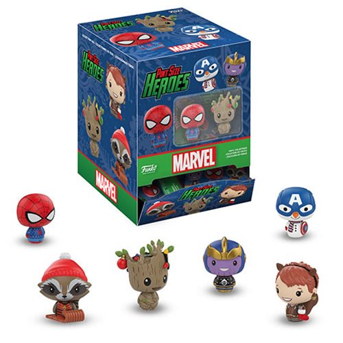 Funko Pint Size Heroes - Marvel's Holiday
