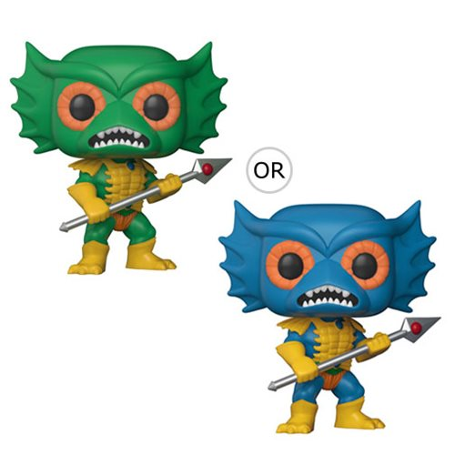 POP! Masters of the Universe: Merman Vinyl Figure (NON CHASE)