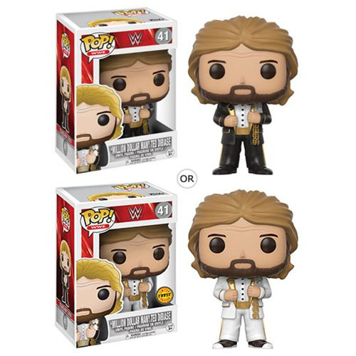 POP! WWE: Million Dollar Man Ted DiBiase Vinyl Figure (Non Chase)