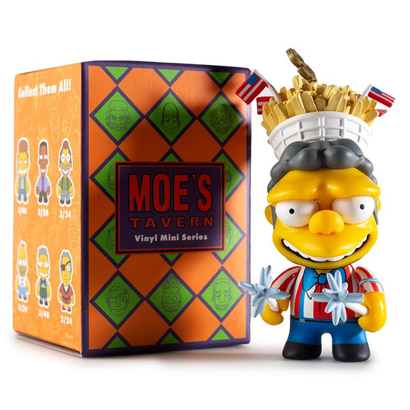 Moe's Tavern Vinyl Mini Series Blind Box