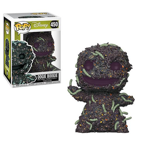 POP! Disney - Nightmare Before Christmas: Oogie Boogie #450