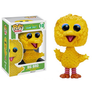 "POP! Sesame Street: Big Bird 6"" Vinyl Figure"
