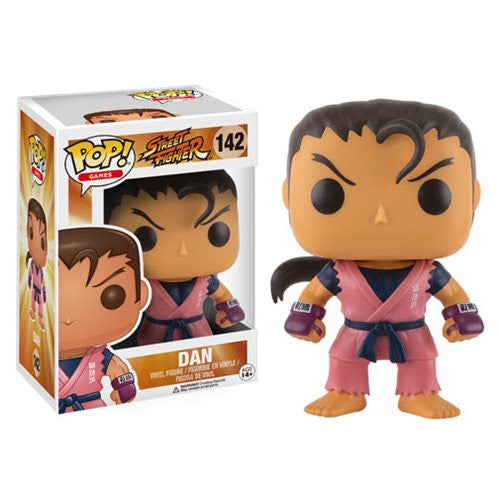 POP! Street Fighter: Dan Vinyl Figure
