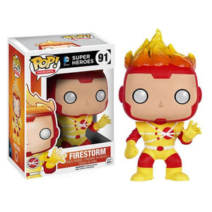 POP! Heroes: Firestorm Vinyl Figure
