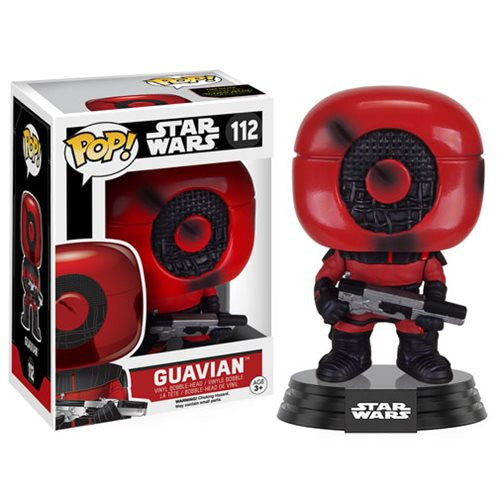 POP! The Force Awakens: Guavian Bobble Head Vinyl Figure
