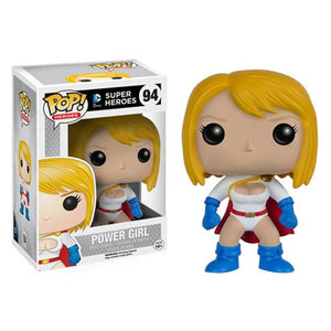 POP! Heroes: Power Girl Vinyl Figure