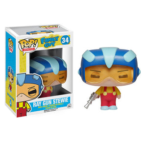 POP! Family Guy: Ray Gun Stewie Vinyl Figure